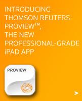 Thomson Reuters ProView - professional-grade eBook reader
