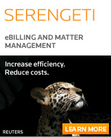 Serengeti Tracker - most widely used and highly-rated legal eBilling and matter management system in the US. It is now available to lawyers in Europ