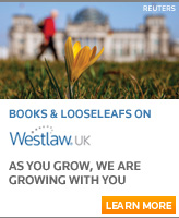 Books and Looseleafs on West UK