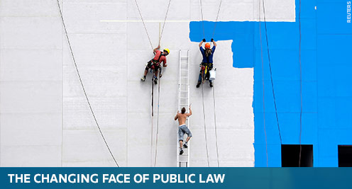 Public Law, The leading forum for information and debate on Public Law
