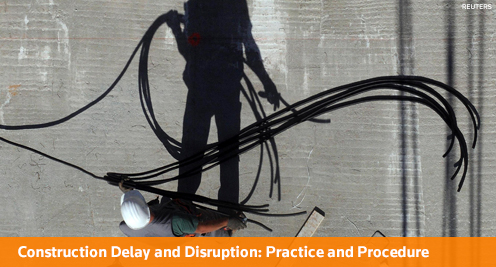 Construction Delay and Disruption, new title
