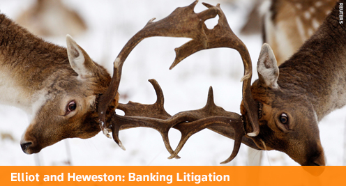 Banking Litigation, 4th Edition, Elliot and Heweston