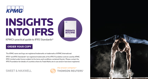 Insights into IFRS 2018