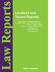 Landlord and Tenant Reports