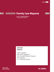 Green's Family Law Reports