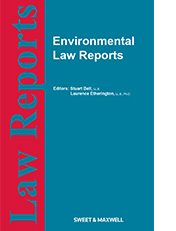 Environmental Law Reports