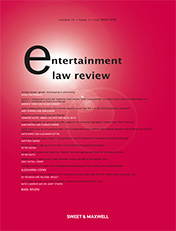 Entertainment Law Review