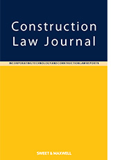 Construction Law Journal