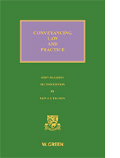 Halliday's Conveyancing Law and Practice in Scotland