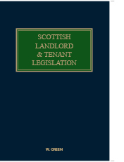 Scottish Landlord & Tenant Legislation
