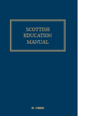 Scottish Education Manual