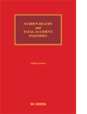 Sudden Deaths and Fatal Accident Inquiries