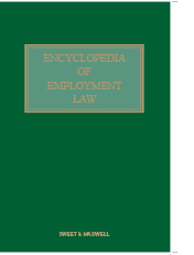Sweet & Maxwell's Encyclopedia of Employment Law