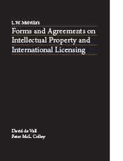 Melville: Forms & Agreements on Intellectual Property & International Licensing