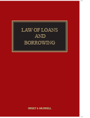 Law of Loans and Borrowing, The