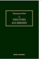 Weinberg & Blank on Takeovers and Mergers