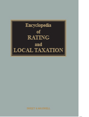 Encyclopedia of Rating and Local Taxation