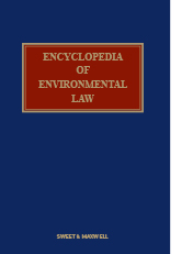 Encyclopedia of Environmental Law