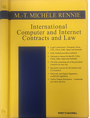 International Computer and Internet Contracts and Law