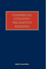 Commercial Litigation: Pre-Emptive Remedies