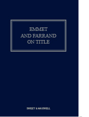 Emmet and Farrand on Title