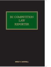 EC Competition Law Reporter
