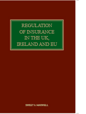 Regulation of Insurance in the UK, Ireland and EU