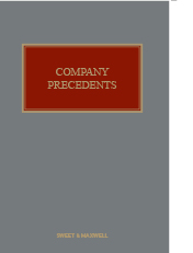 Company Precedents