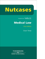 Nutcases Medical Law