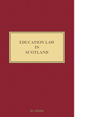 Education Law in Scotland