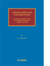 Confiscation and Civil Recovery