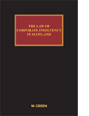 Law of Corporate Insolvency in Scotland, The