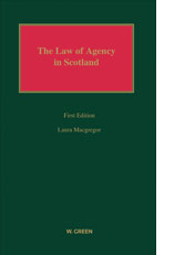 The Law of Agency in Scotland