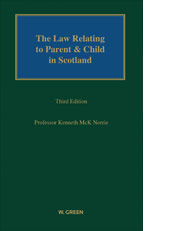 Law Relating to Parent & Child in Scotland, The