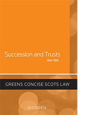 Successions and Trusts