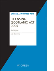 Licensing (Scotland) Act 2005
