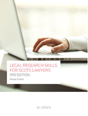 Legal Research Skills for Scots Lawyers