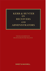Kerr & Hunter on Receivers and Administrators