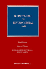 Burnett-Hall on Environmental Law