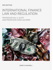 International Finance: Law and Regulation