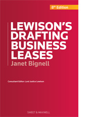 Lewison's Drafting Business Leases