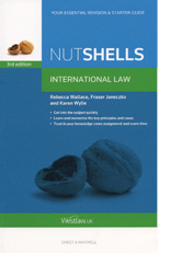 Nutshells International Law