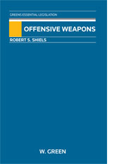 Offensive Weapons