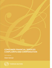 Consumer Financial Services Complaints and Compensation