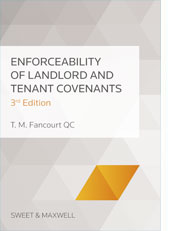 Enforceability of Landlord and Tenant Covenants