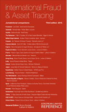 International Fraud and Asset Tracing