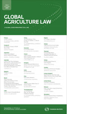 Global Agricultural Law