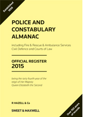 Police and Constabulary Almanac 2015