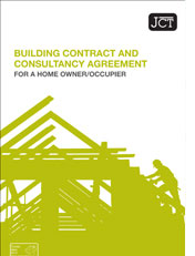 JCT Building Contract and Consultancy Agreement for a Home Owner/Occupier