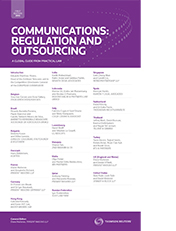 Communications: Regulation and Sourcing
